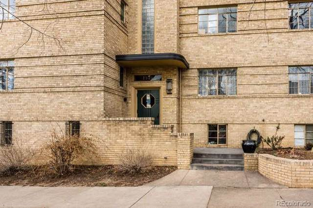 1321 E 10th Avenue #8, Denver, CO 80218 (#8504744) :: Harling Real Estate