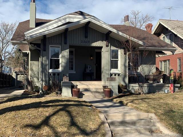 2269 N Albion Street, Denver, CO 80207 (#8505039) :: The Gilbert Group