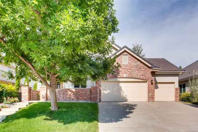 27 Coral Place, Greenwood Village, CO 80111 (#8505112) :: Sellstate Realty Pros