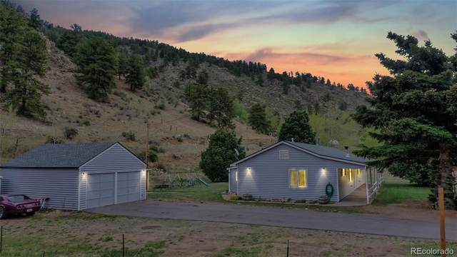 50533 Us Highway 285, Grant, CO 80448 (MLS #8505436) :: Keller Williams Realty