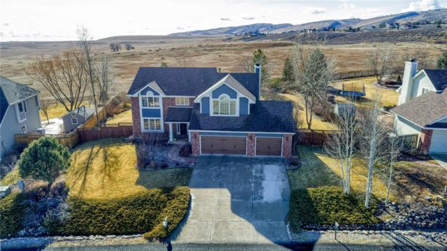 4521 Idledale Drive, Fort Collins, CO 80526 (#8505483) :: The Healey Group