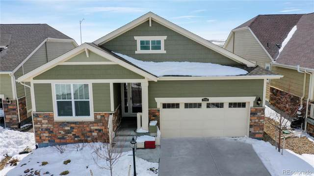 7790 E 148th Drive, Thornton, CO 80602 (#8505688) :: Mile High Luxury Real Estate