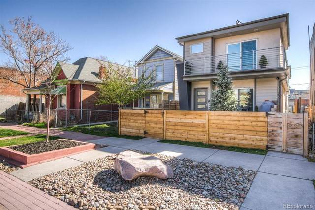 1156 Kalamath Street, Denver, CO 80204 (#8505957) :: Re/Max Structure