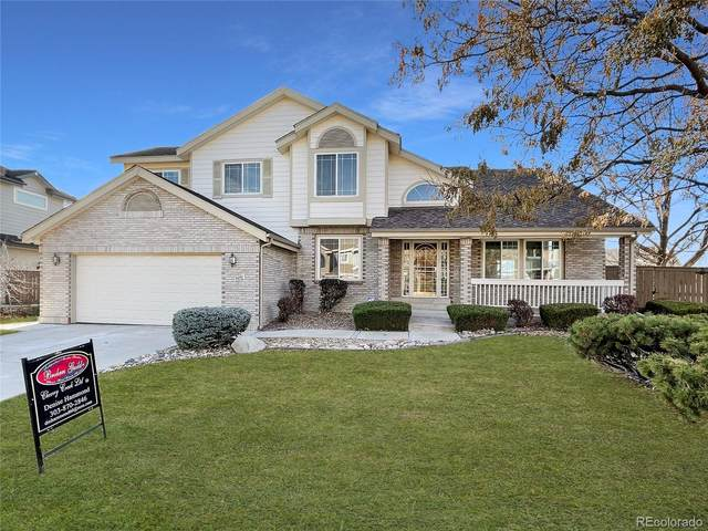 9251 Prairie View Drive, Highlands Ranch, CO 80126 (MLS #8506664) :: Bliss Realty Group