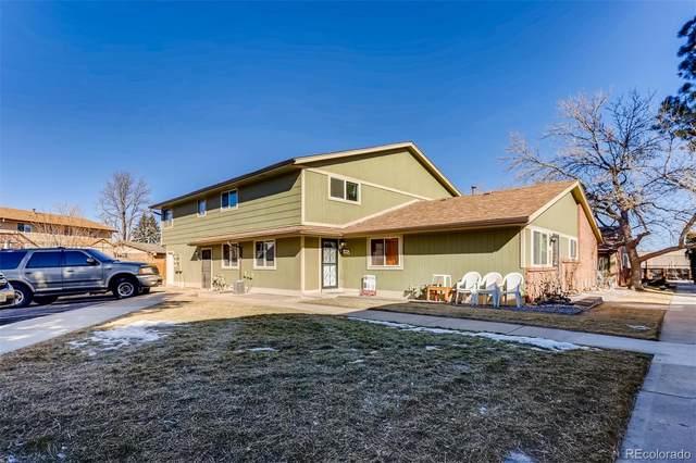 1165 S Fairplay Circle B, Aurora, CO 80012 (#8506952) :: Kimberly Austin Properties