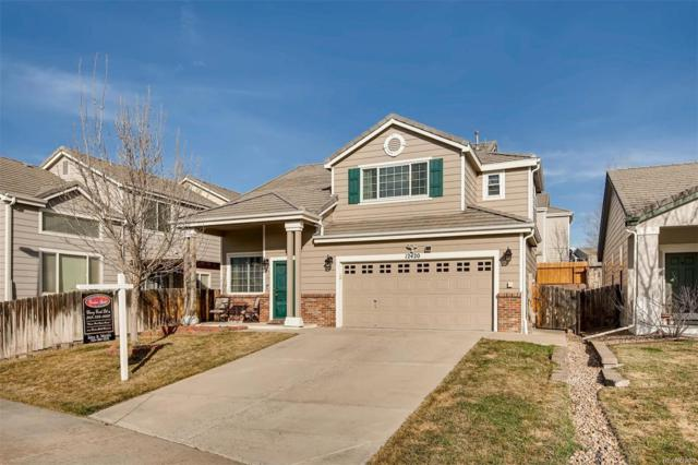 12420 S Hollow Creek Court, Parker, CO 80134 (#8507118) :: Compass Colorado Realty