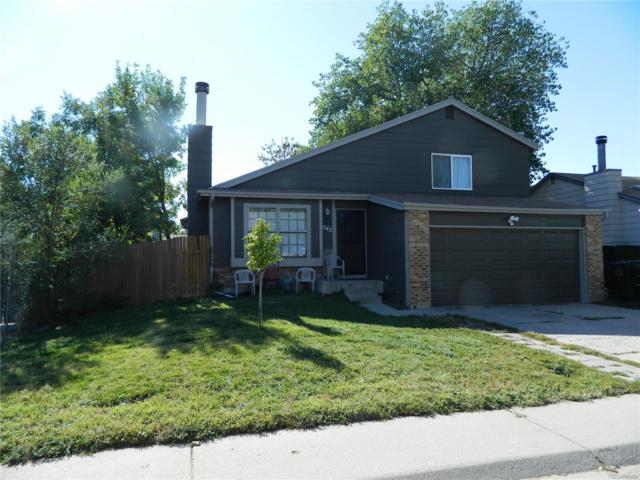 4543 Deephaven Court, Denver, CO 80239 (#8507319) :: Sellstate Realty Pros