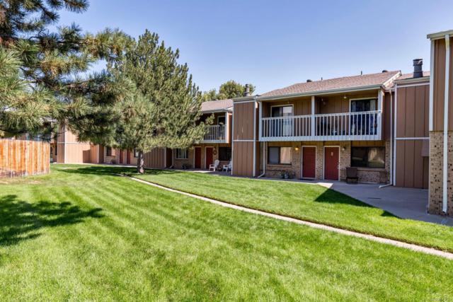 562 Vance Street D-9, Lakewood, CO 80226 (#8507821) :: Wisdom Real Estate