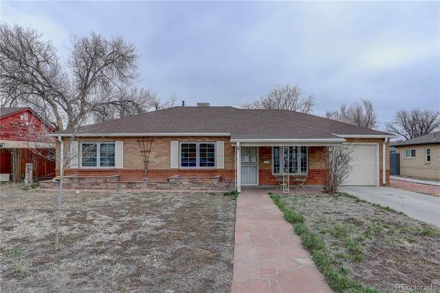 1048 Quari Street, Aurora, CO 80011 (#8508061) :: The Dixon Group