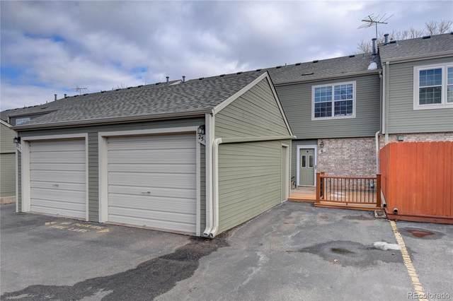 3417 S Ammons Street 25-6, Lakewood, CO 80227 (#8508167) :: RazrGroup