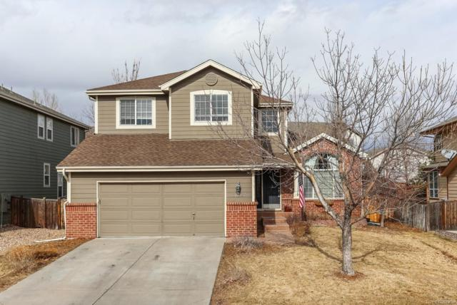 17197 Cornerstone Drive, Parker, CO 80134 (#8508366) :: The Griffith Home Team