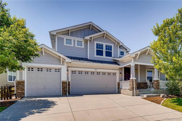 892 Jarvis Drive, Erie, CO 80516 (#8508447) :: The Griffith Home Team