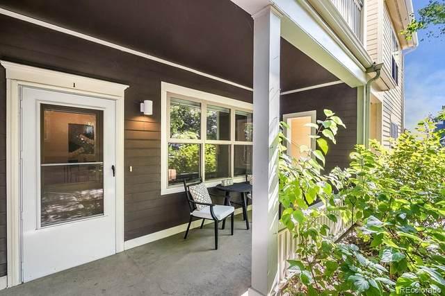 1460 Lee Hill Road #1, Boulder, CO 80304 (MLS #8508478) :: 8z Real Estate