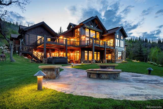31050 Sweetwater Drive, Steamboat Springs, CO 80487 (#8508567) :: The Scott Futa Home Team