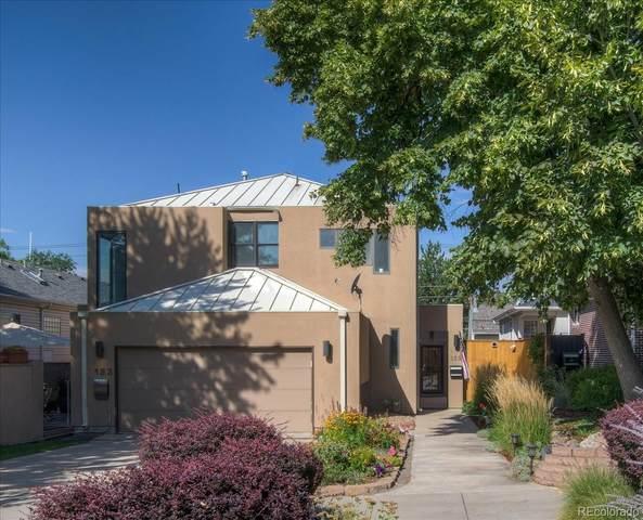 125 Harrison Street, Denver, CO 80206 (MLS #8508998) :: Bliss Realty Group