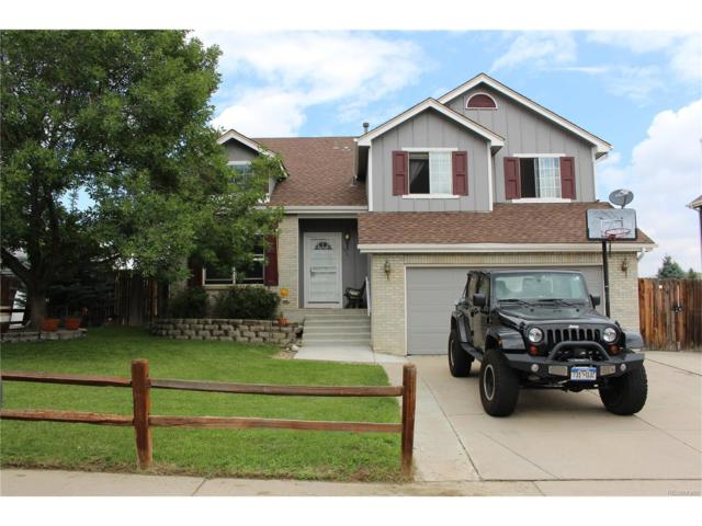 3741 E 99th Lane, Thornton, CO 80229 (MLS #8509153) :: 8z Real Estate