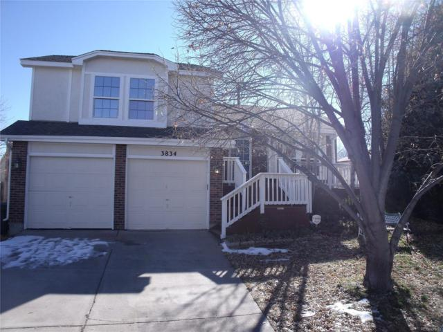 3834 S Waco Street, Aurora, CO 80013 (#8509644) :: Sellstate Realty Pros