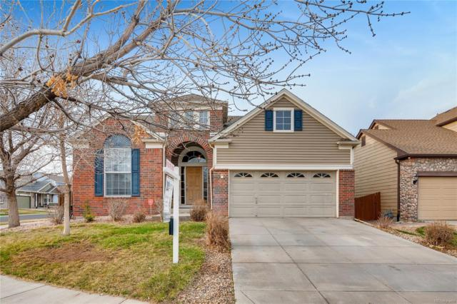 15337 E 99th Place, Commerce City, CO 80022 (#8509721) :: The Heyl Group at Keller Williams