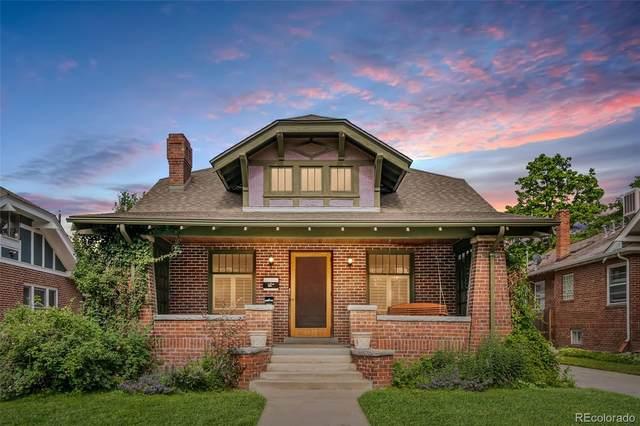 1450 Bellaire Street, Denver, CO 80220 (#8509722) :: Stephanie Fryncko | Keller Williams Integrity