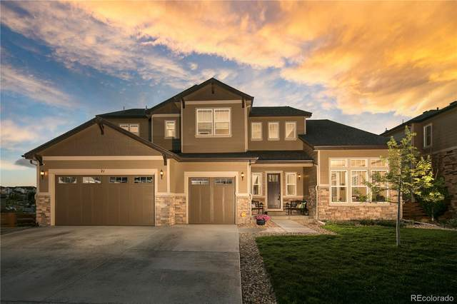 21 Sunshine Circle, Erie, CO 80516 (#8509819) :: Berkshire Hathaway HomeServices Innovative Real Estate