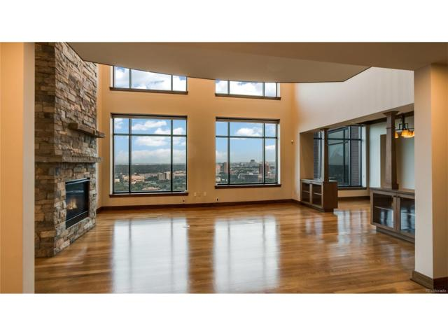 8100 E Union Avenue #2306, Denver, CO 80237 (MLS #8510003) :: 8z Real Estate