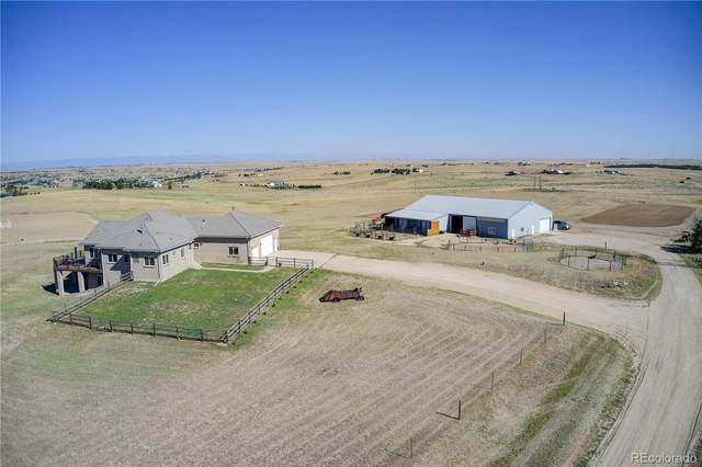 5001 County Road 186, Elizabeth, CO 80107 (#8511361) :: The DeGrood Team
