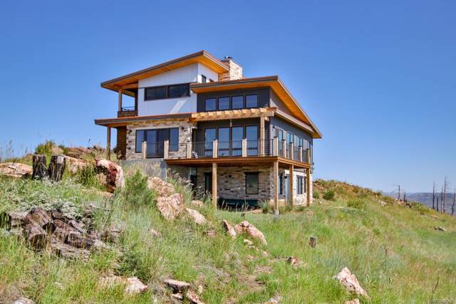 637 Hernia Hill Trail, Bellvue, CO 80512 (MLS #8512332) :: Keller Williams Realty