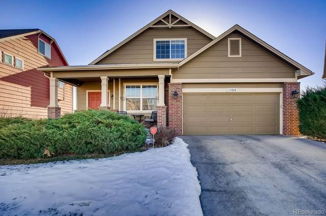 11060 River Oaks Lane, Commerce City, CO 80640 (#8512377) :: Stephanie Fryncko | Keller Williams Integrity
