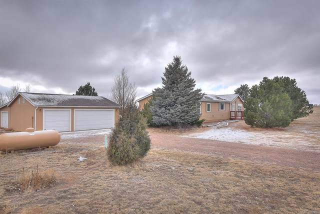 16455 Stage Stop Road, Peyton, CO 80831 (#8512902) :: Colorado Home Finder Realty