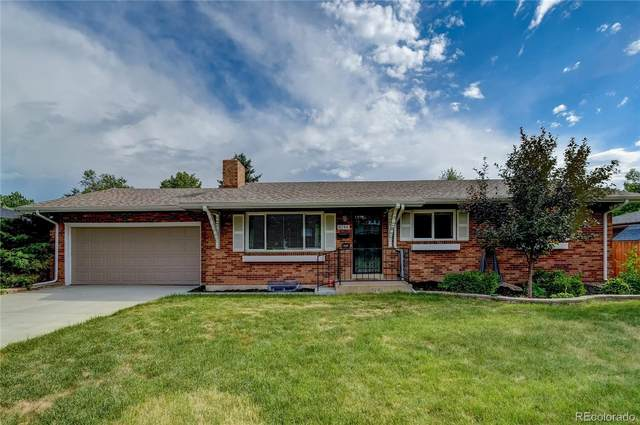 8246 E Lehigh Avenue, Denver, CO 80237 (#8512931) :: James Crocker Team
