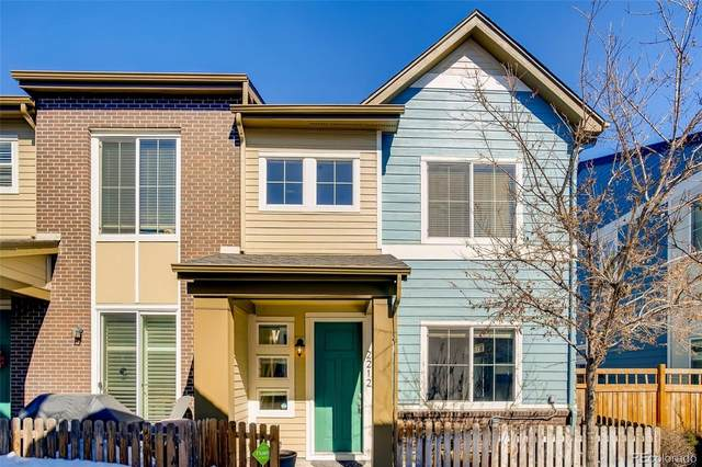 2212 Tamarac Street, Denver, CO 80238 (#8512950) :: Stephanie Fryncko | Keller Williams Integrity