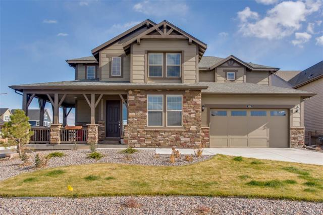 9810 Taylor River Circle, Littleton, CO 80125 (#8513105) :: Bring Home Denver