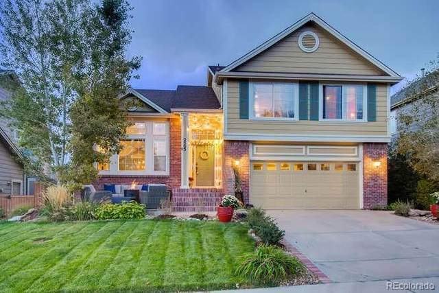 2503 E 146th Place, Thornton, CO 80602 (#8513322) :: James Crocker Team