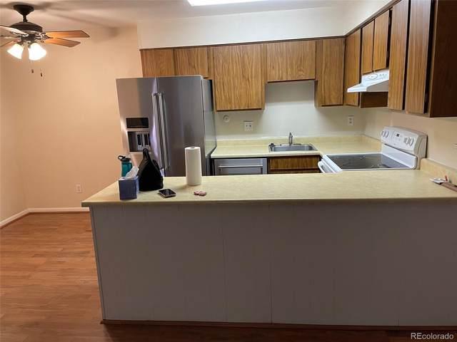 5995 W Hampden Avenue F19, Denver, CO 80227 (#8513415) :: Venterra Real Estate LLC