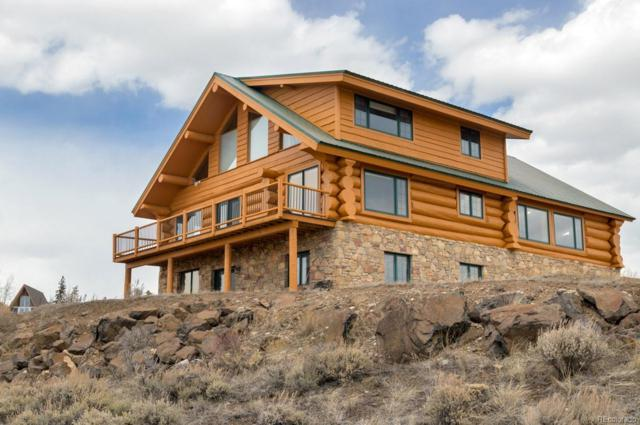 90 County Road 4491, Grand Lake, CO 80447 (#8513796) :: The Peak Properties Group