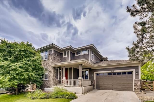 15737 E 109th Avenue, Commerce City, CO 80022 (MLS #8513797) :: Kittle Real Estate
