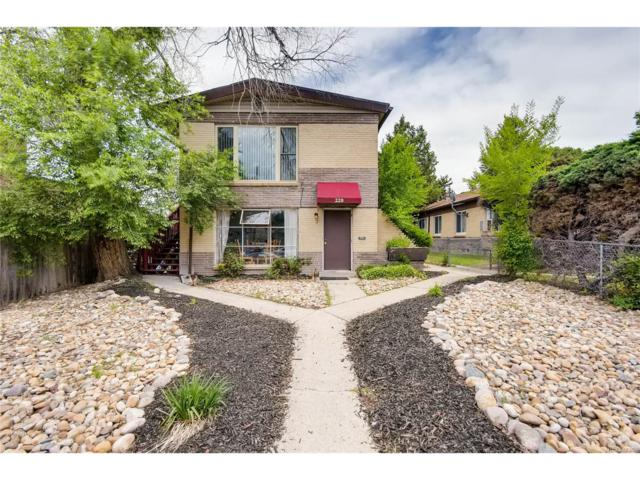 220 S Holly Street #5, Denver, CO 80246 (MLS #8514185) :: 8z Real Estate