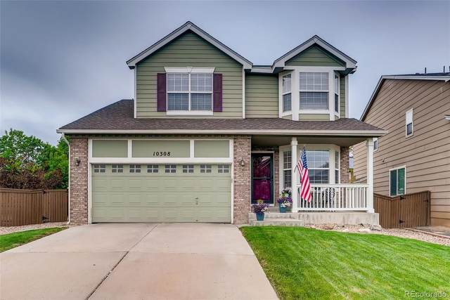 10308 Rotherwood Circle, Highlands Ranch, CO 80130 (#8514189) :: Venterra Real Estate LLC