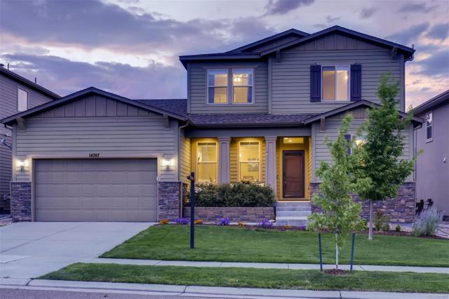 14747 Estonian Avenue, Parker, CO 80134 (#8514435) :: The Healey Group