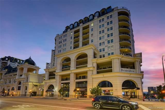 975 N Lincoln Street 9G-N, Denver, CO 80203 (#8514447) :: The Artisan Group at Keller Williams Premier Realty