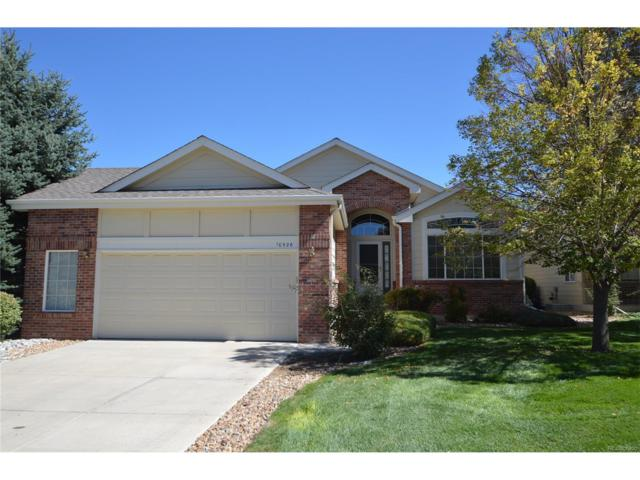 10526 Garfield Street, Thornton, CO 80233 (#8514575) :: The Galo Garrido Group
