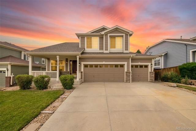 15727 E 107th Way, Commerce City, CO 80022 (#8514956) :: Finch & Gable Real Estate Co.