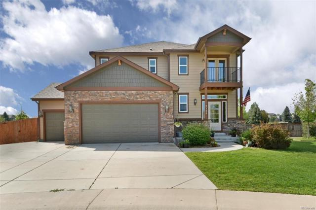 9100 Harlequin Circle, Frederick, CO 80504 (#8515536) :: Real Estate Professionals