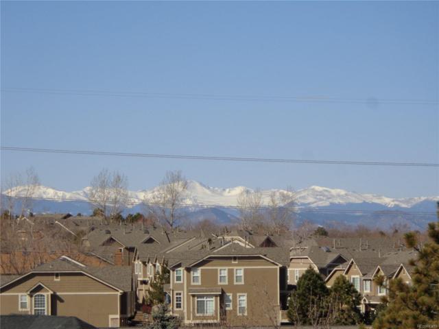 6776 S Ivy Street C1, Centennial, CO 80112 (#8515569) :: Bring Home Denver