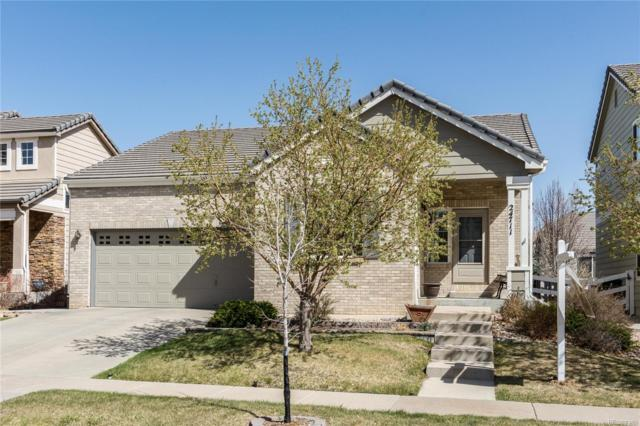 24711 E Wyoming Circle, Aurora, CO 80018 (#8515652) :: The Galo Garrido Group