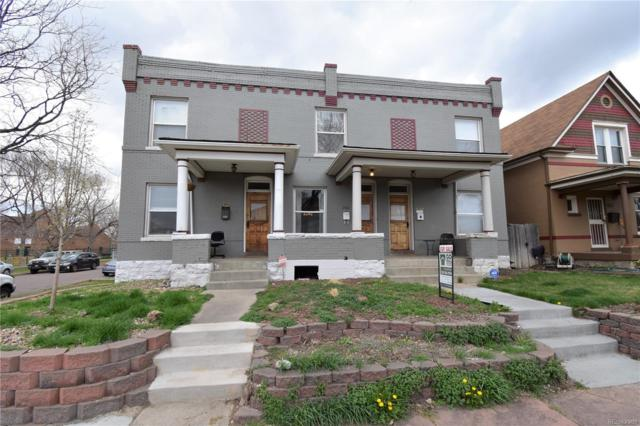 2564 N Emerson Street, Denver, CO 80205 (#8515871) :: 5281 Exclusive Homes Realty