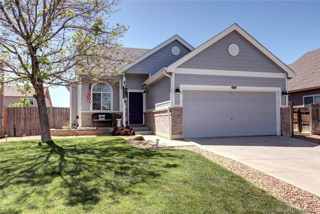 484 Expedition Lane, Johnstown, CO 80534 (#8515940) :: The DeGrood Team