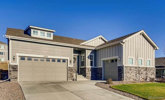 12978 Bridge View Lane, Parker, CO 80134 (#8516326) :: iHomes Colorado