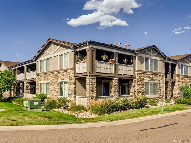 16687 Las Ramblas Lane F, Parker, CO 80134 (#8516548) :: Colorado Home Finder Realty
