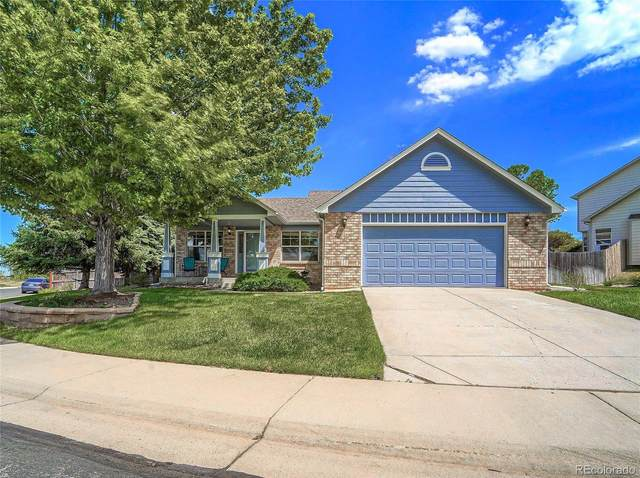 12130 York Street, Thornton, CO 80241 (#8516563) :: Peak Properties Group